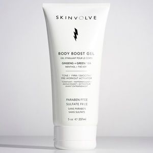 Skinvolve | Body Boost Menthol Green Tea Gel NWT
